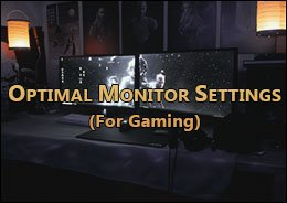 Lim's Cave Monitor Settings