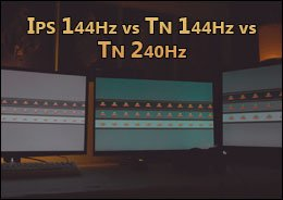 Lim's Cave 144HZ VS 240HZ GAMING MONITOR