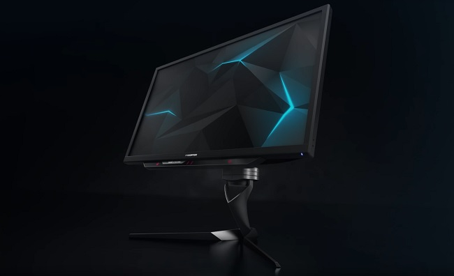 Acer X27 Review 4K 144Hz G-Sync HDR gaming monitor with quantum dots