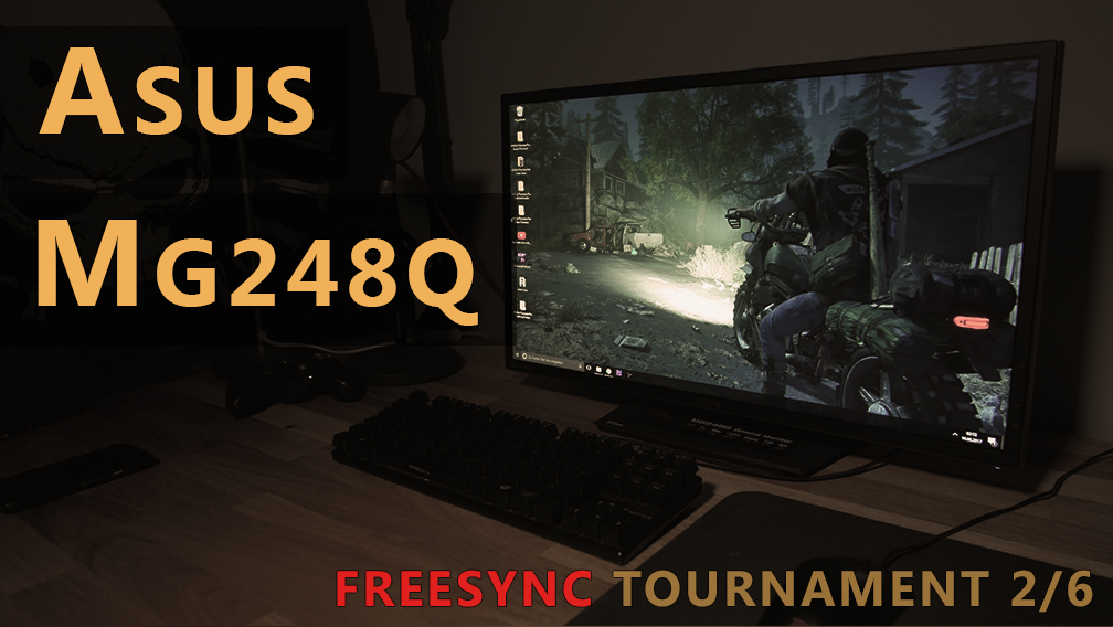 Asus MG248Q Review