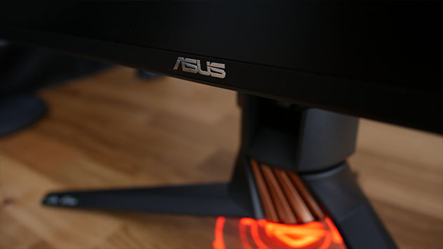 Asus PG258Q 240 Hz Review Test