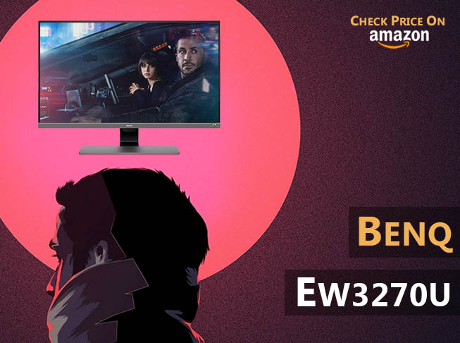 BenQ EW3270U Review Quantum Dot HDR Console Gaming Monitor for the PS4 or the X BOX ONE X