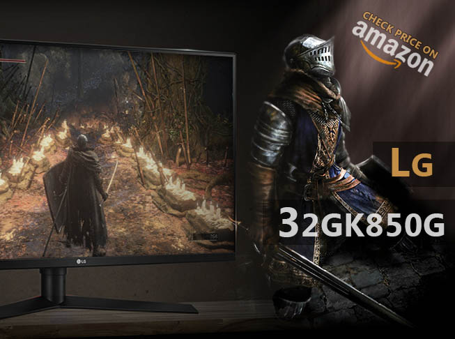 LG 32GK850G Review 1440p 144Hz (165Hz OC) G-Sync Gaming Monitor - 31.5
