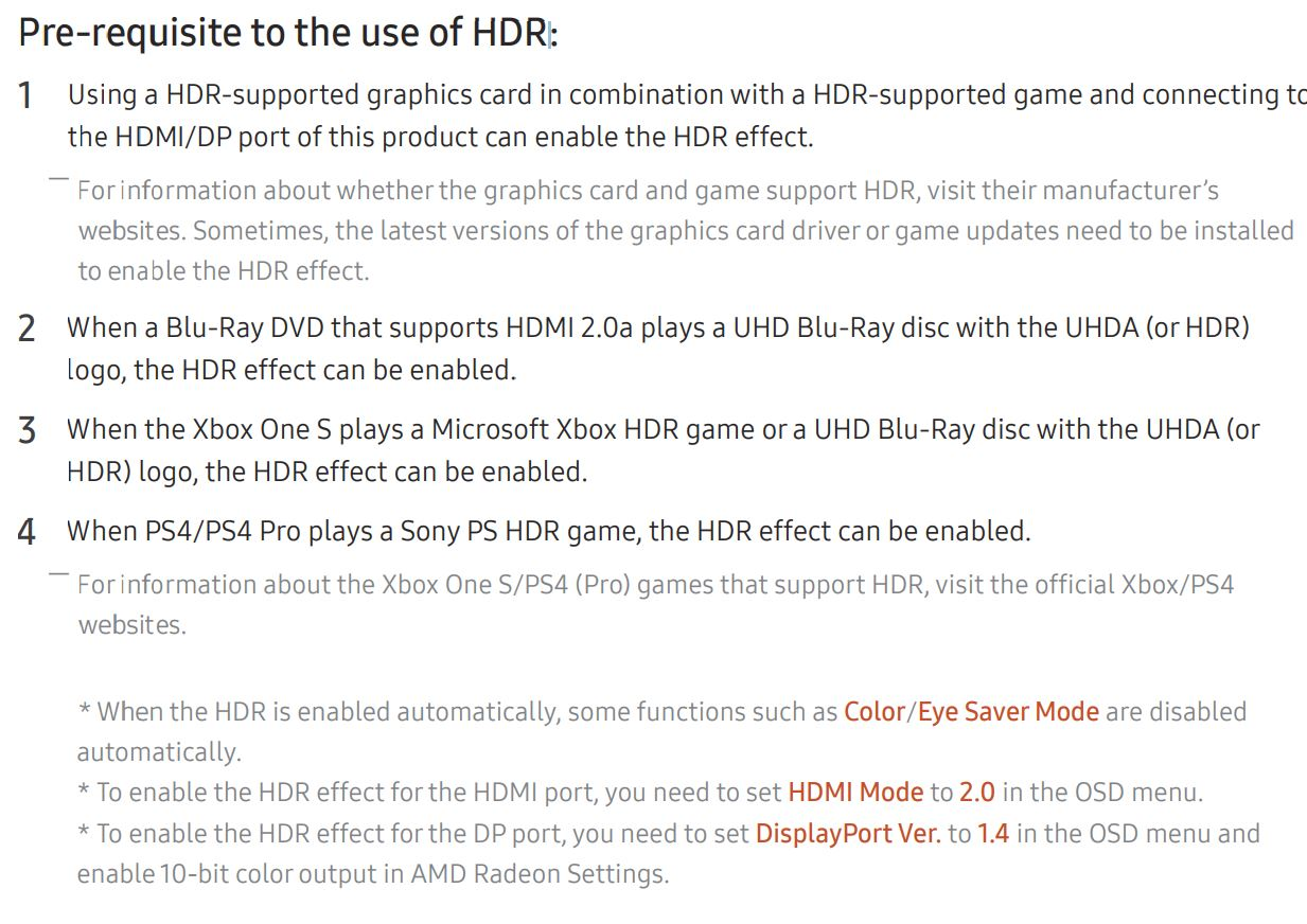 Samsung CHG70 Review: (C32HG70) 1440p 144Hz Gaming Monitor