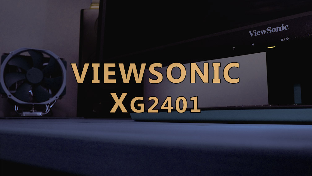 Viewsonic XG2401 Review